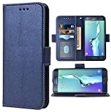 Phone Case forSamsung Galaxy S6 Edge Folio Flip Wallet Case,PU Leather Credit Card Holder Slots Heavy Duty Full Body Protection Kickstand Hard Hybrid Protective Phone Cover S6edge 6s 6 S 6edge