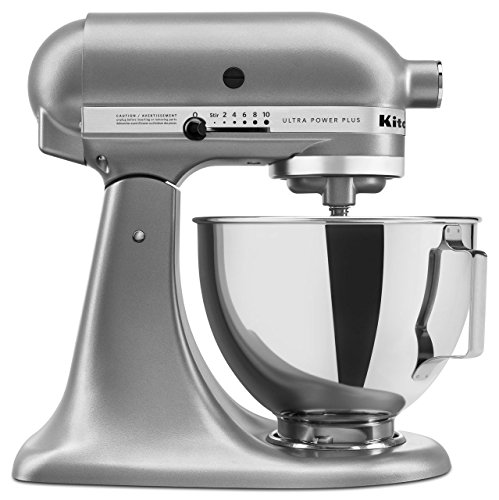 KitchenAid Ultra Power Plus 4.5qt Tilt-Head Stand Mixer Light Silver - KSM96