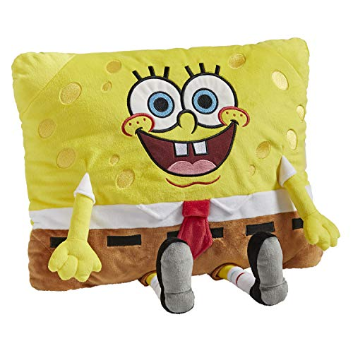 Pillow Pets Nickelodeon Spongebob Squarepants Stuffed Animal Toy