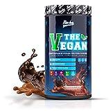 Rocka Nutrition Vegan Protein | Erbsenprotein + Reisprotein + 20% BCAA – Proteinpulver 1 kg...