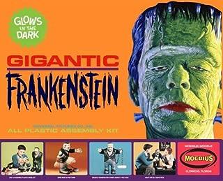 Moebius 1470 Gigantic Frankenstein Glow Model Kit, Limited Edition