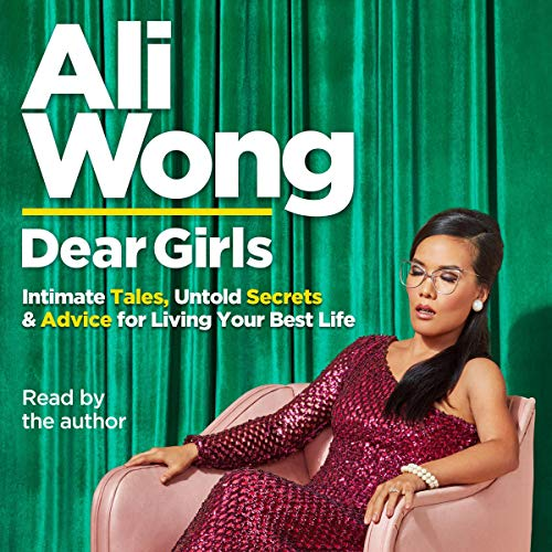 Dear Girls audiobook cover art