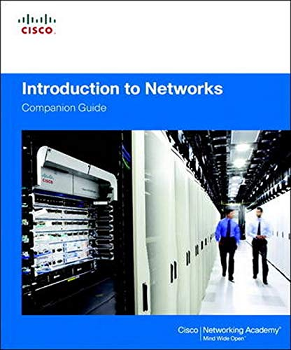 Introduction to Networks: Companion Guide (Cisco Networking Academy)