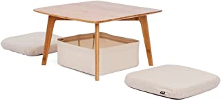 Best japanese table with cushions Reviews