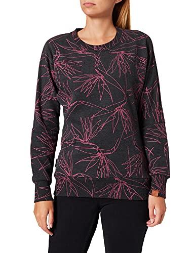 Alife and Kickin Damen DarlaAK Sweatshirt, Moonless, S