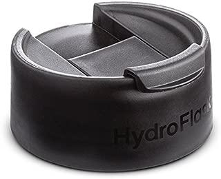 Hydro Flask Black Wide Mouth Coffee Flip Lid