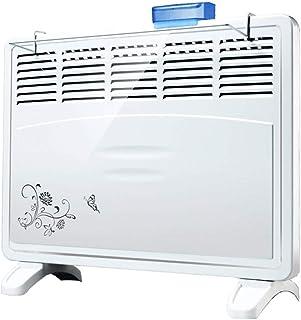 Heaters Radiador Impermeable de la Prenda Impermeable del Cuarto de baño del Calentador eléctrico del hogar del Calentador de convección 1000W / 2000w para Interior, Blanco