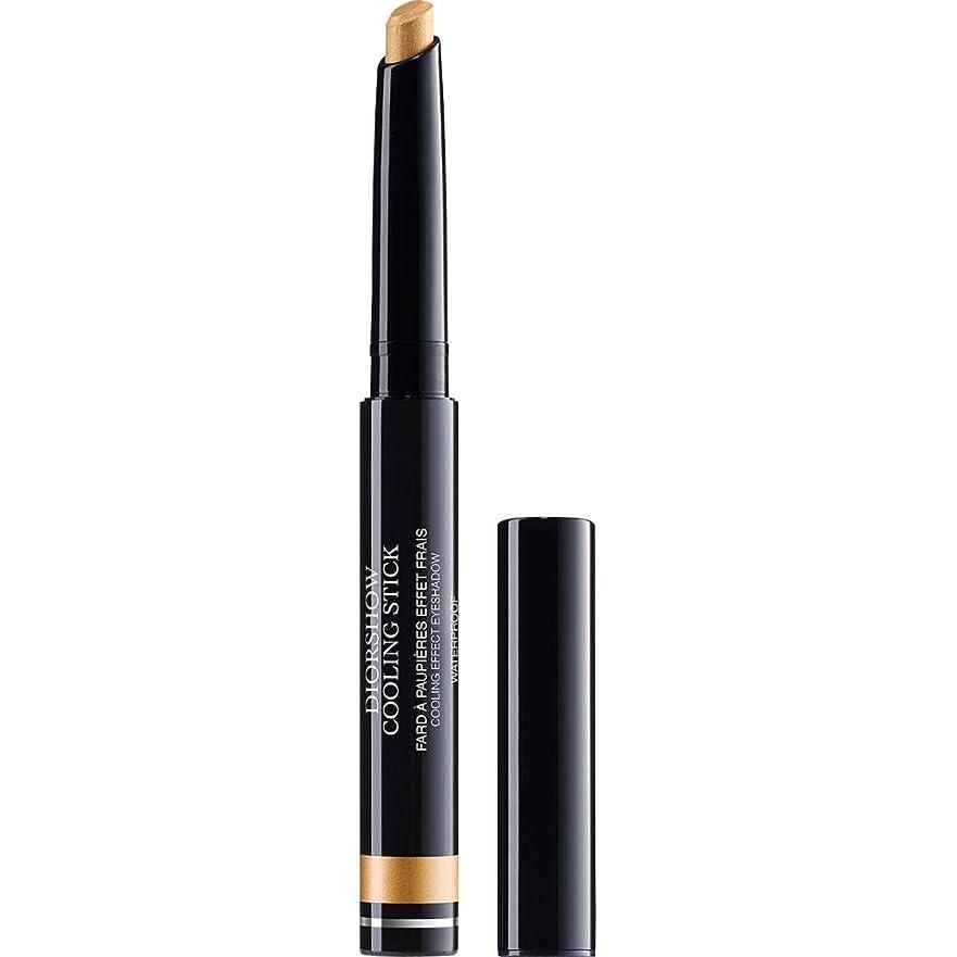 消費後ろに苦い[Dior ] ディオールDiorshow冷却スティックアイシャドウ1.6グラム002 - 金スプラッシュ - DIOR Diorshow Cooling Stick Eyeshadow 1.6g 002 - Gold Splash [並行輸入品]