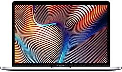 Apple MacBook Pro (13インチ, 一世代前のモデル, 8GB RAM, 256GBストレージ, 2.4GHzクアッドコアIntel Core i5プロセッサ) - シルバー - USキーボードの商品画像