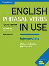 Permalink to English Phrasal Verbs in Use Intermediate Book with Answers: Vocabulary Reference and Practice PDF