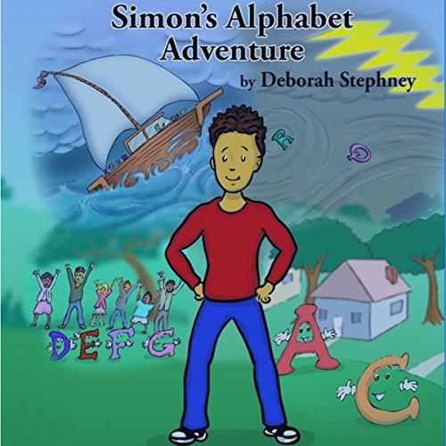 Simon's Alphabet Adventure cover art