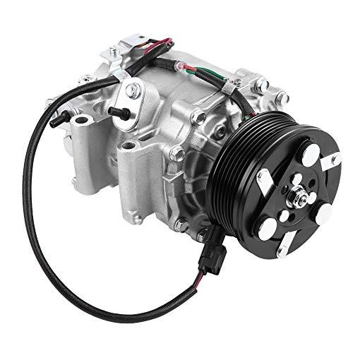 AC Compressor, Air Conditioning Compressor A/C Compressor for Honda Civic 1.8L 2006 2007 2008 2009 2010 38810-RNA-A01
