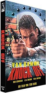 Knock Off - Große Buchbox Cover A - Limitiert auf 99 Stück [Blu-ray]