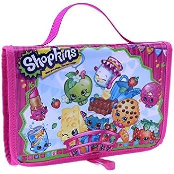 Shopkins Toy Carry Case Tri-Fold Storage Orga | Shopkin.Toys - Image 1