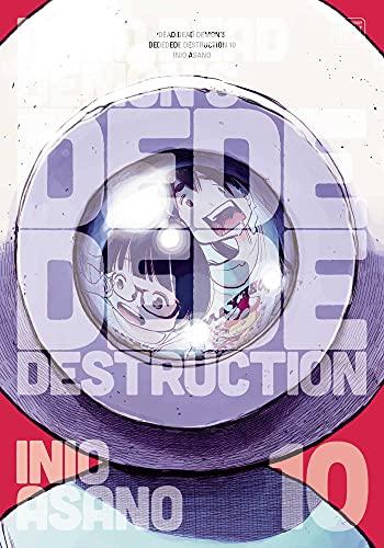 Dead Dead Demon's Dededede Destruction, Vol. 10, 10