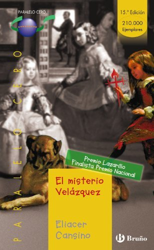 El Misterio Velazquez = The Velazquez Mystery: 20 (Parelelo Cero / Parallel Zero) by Eliacer Cansino(1998-07-01)