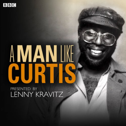 A Man Like Curtis audiobook cover art