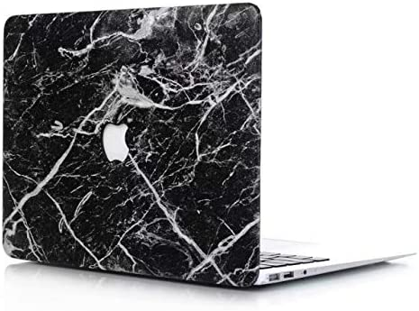 MacBook Pro 13 Inch Case A2159//A1989//A1708//A1706 Black Jiehb Protection Plastic Hard Shell Olny Compatible MacBook Pro 13 Inch Touch Bar 2019 2018 2017 2016 Release