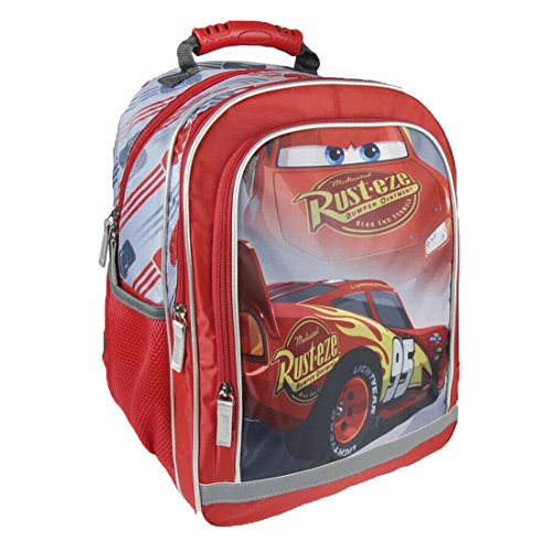 Cerdá Premium Cars Children's Backpack, 38 cm, Red (Rojo)