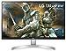 LG 27UL500-W 27-Inch UHD (3840 x 2160) IPS Monitor with Radeon Freesync Technology and HDR10, White (Renewed)