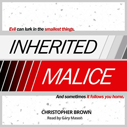 Inherited Malice audiobook cover art