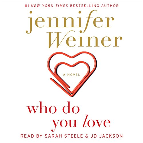 Who Do You Love audiobook cover art