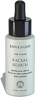 Löwengrip The Serum Facial Serum - Kalpariane. Hydration & Skin Firmness. Increases synthesis of Collagen & Elastin. Sweden's Fastest Growing Beauty Brand. All Skin Types + Sensitive - 30 ml