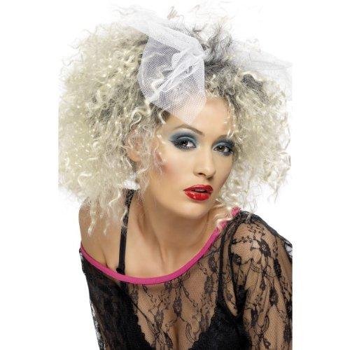 Gemz Fancy Dress Wild Child Perruque Style-Blonde