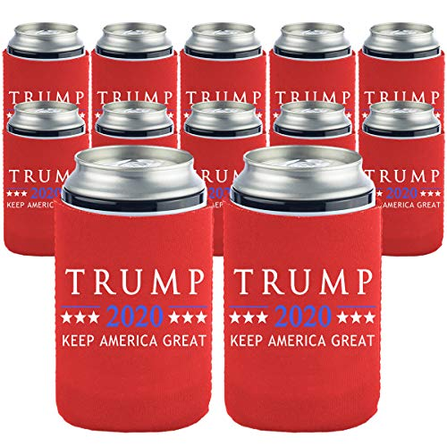 Donald Trump 2020 - Keep America Great - Can Coolie Political Drink Coolers Coolies (12, normal)
