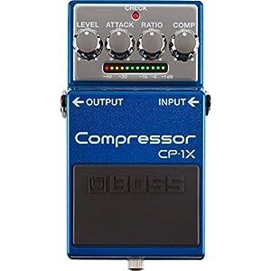 Boss CS-3 Compressor/Sustain Pedal – CP-1X