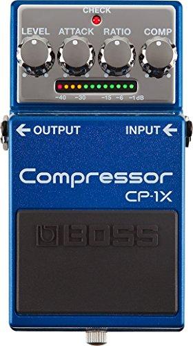 BOSS CP-1X Compressor Guitar Pedal