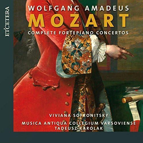 Musica Antiqua Collegium Varsoviense / Viviana Sofronitsky