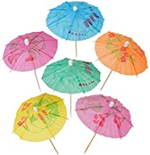 paper parasols for drinks