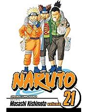 Naruto, Vol. 21
