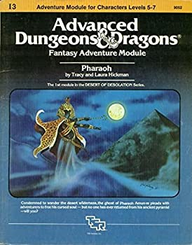 I3 Pharaoh - Book  of the Advanced Dungeons and Dragons Module #C4