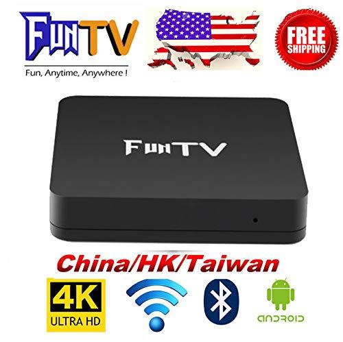 top 10 box asian tv 2020 latest arrival FUNTV China / Hong Kong / Taiwan / Vietnam live TV iptv Chinese / Cantonese drama and …