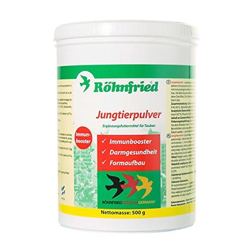 Röhnfried Jungtierpulver - Stärkung des Immunsystems (500 g)
