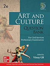 Art and Culture Question Bank For Civil Services Preliminary Examination   Second Edition