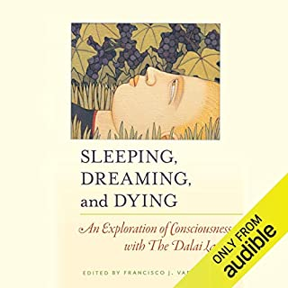 Sleeping, Dreaming, and Dying audiobook cover art