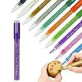 jieqing Pennarelli Professionali Pennarelli Ad Acqua Colorazione Penne per Adulti Pacchetto Colorazione Penne per Adulti Colore Penne per Adulti Darkpurple