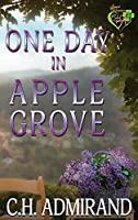 One Day in Apple Grove Large Print (Sweet Small Town USA)