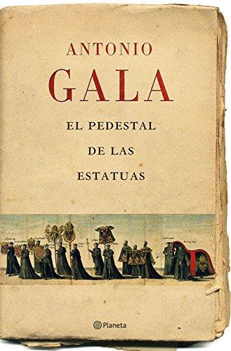 El pedestal estatuas Autores Españoles Iberoamericanos