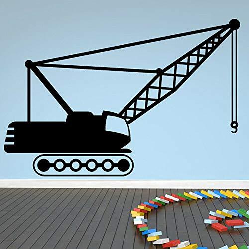 BailongXiao Architektur wandtattoo Schlafzimmer Vinyl wandaufkleber Teen Zimmer Dekoration Wohnzimmer zubehör Moderne Dekoration 50x75 cm