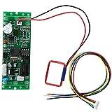Modulo RFID Modulo Lettore RFID, Modulo Controllo Accessi Scheda Di Controllo Incorporato Da 9-12 V 125 KHz