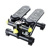 BAIMILI Swing Stepper Cardio Fitness Mini Stepper Cardio Fitness Stepper Up-Down para Usuarios...
