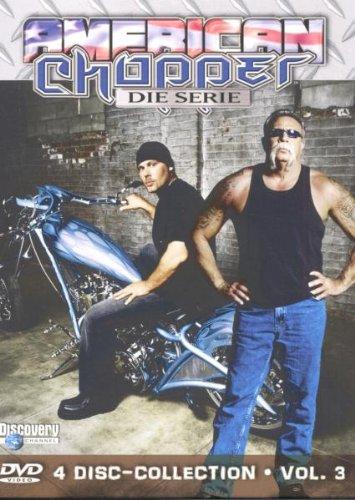 American Chopper - Die Serie: Vol. 3 (4 DVDs)