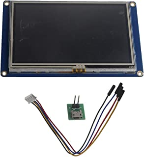 DIYmall Nextion 4.3'' HMI LCD Display Module TFT Touch Panel for ESP8266