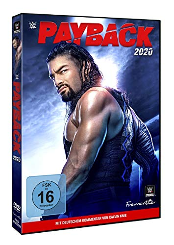 WWE - Payback 2020 [2 DVDs]