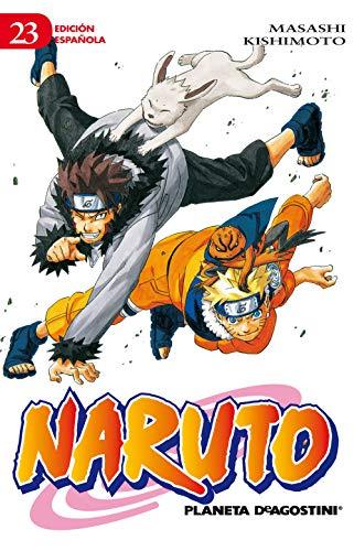 Naruto nº 23/72 (Manga Shonen)