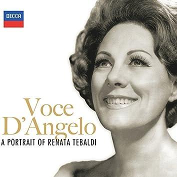 Voce D'Angelo - A Portrait Of Renata Tebaldi